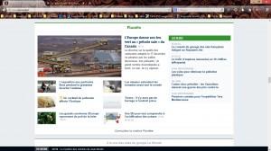 Site du Monde du 19/12/14, copie d'écran