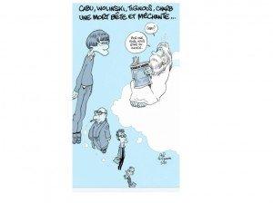 Hommage à Charlie Hebdo - Zep